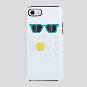 Summer Boys in JULY iPhone 7 Tough Case