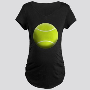 TENNIS BALL Maternity T-Shirt