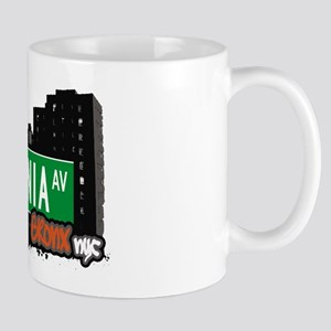 Laconia Av, Bronx, NYC Mug