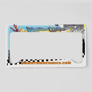 DTC License Plate Holder