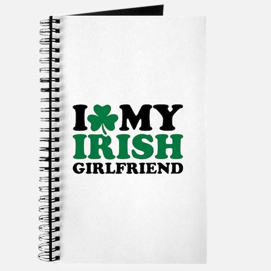 I love my Irish girlfriend Journal