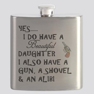 Daughter Flask