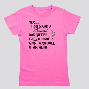 Daughter Girl's Tee