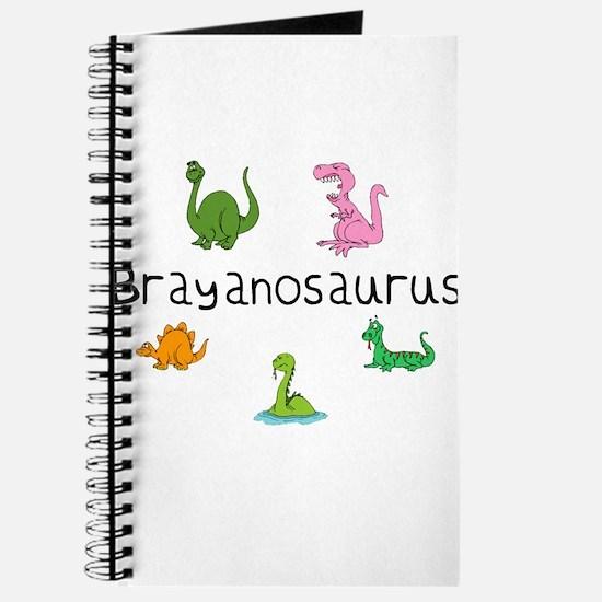 Brayanosaurus Journal