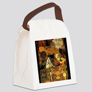 Witchs Stew Canvas Lunch Bag