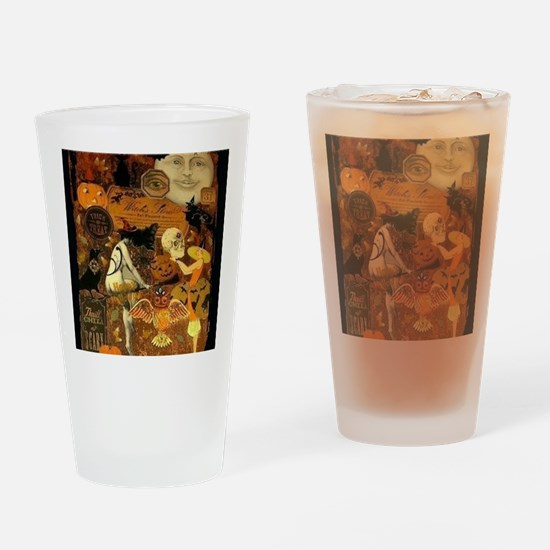Witchs Stew Drinking Glass