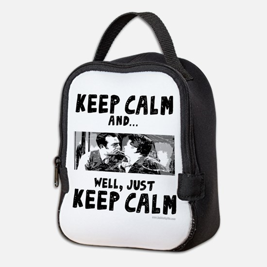 Keep Calm... Neoprene Lunch Bag