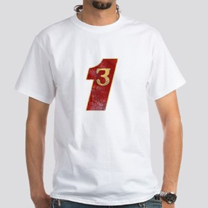 3-In-1 White T-Shirt