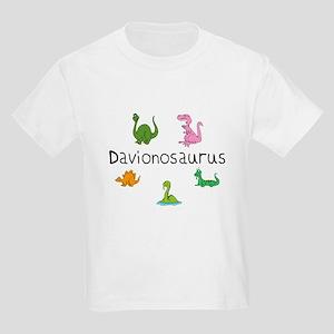Davionosaurus Kids Light T-Shirt