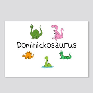 Dominickosaurus Postcards (Package of 8)