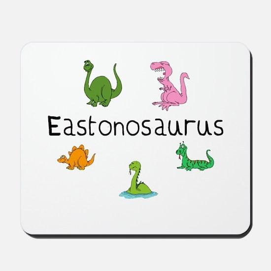 Eastonosaurus Mousepad