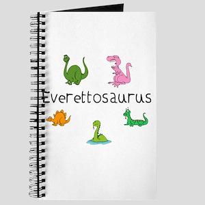 Everettosaurus Journal