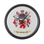 Edrich Large Wall Clock