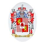 Edouard Ornament (Oval)
