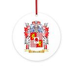 Edouard Ornament (Round)