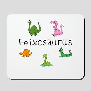 Felixosaurus Mousepad
