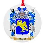 Edmund Round Ornament