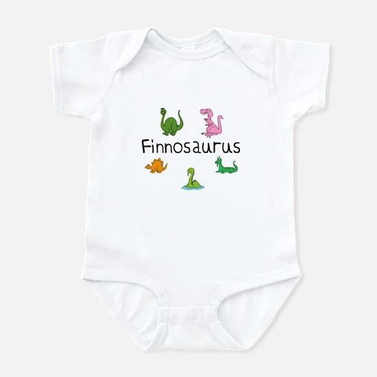 Finnosaurus Infant Bodysuit