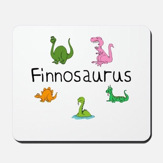 Finnosaurus Mousepad