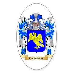 Edmonston Sticker (Oval)