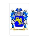 Edmonston 35x21 Wall Decal