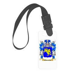 Edmonston Luggage Tag