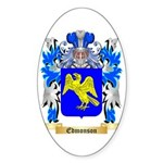 Edmonson Sticker (Oval 50 pk)