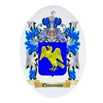 Edmonson Ornament (Oval)