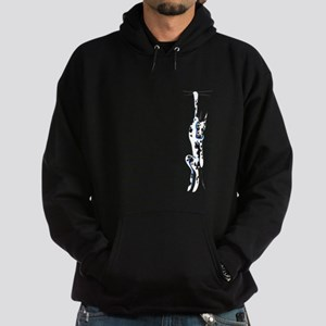 Clingy Great Dane Hoodie