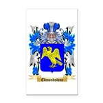 Edmondstone Rectangle Car Magnet
