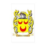 Edmondston Sticker (Rectangle 50 pk)
