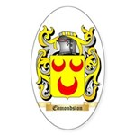 Edmondston Sticker (Oval)
