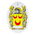 Edmondston Ornament (Oval)