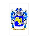 Edmondson Sticker (Rectangle 50 pk)