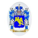 Edmondson Ornament (Oval)