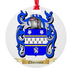 Edminson Ornament