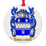 Edminson Round Ornament