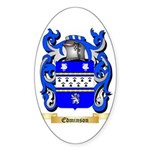 Edminson Sticker (Oval 10 pk)