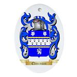 Edminson Ornament (Oval)