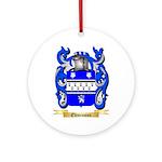 Edminson Ornament (Round)