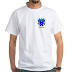 Edminson 2 White T-Shirt
