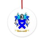 Edminson 2 Ornament (Round)