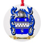Edmenson Round Ornament
