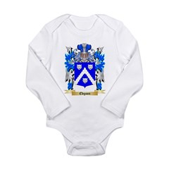 Edgson Long Sleeve Infant Bodysuit