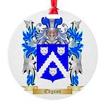 Edgson Round Ornament