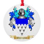 Edglington Round Ornament