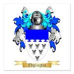 Edglington Square Car Magnet 3