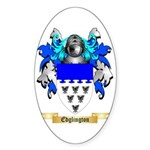 Edglington Sticker (Oval)