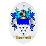 Edglington Ornament (Oval)