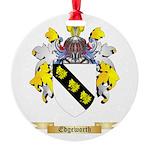 Edgeworth Round Ornament